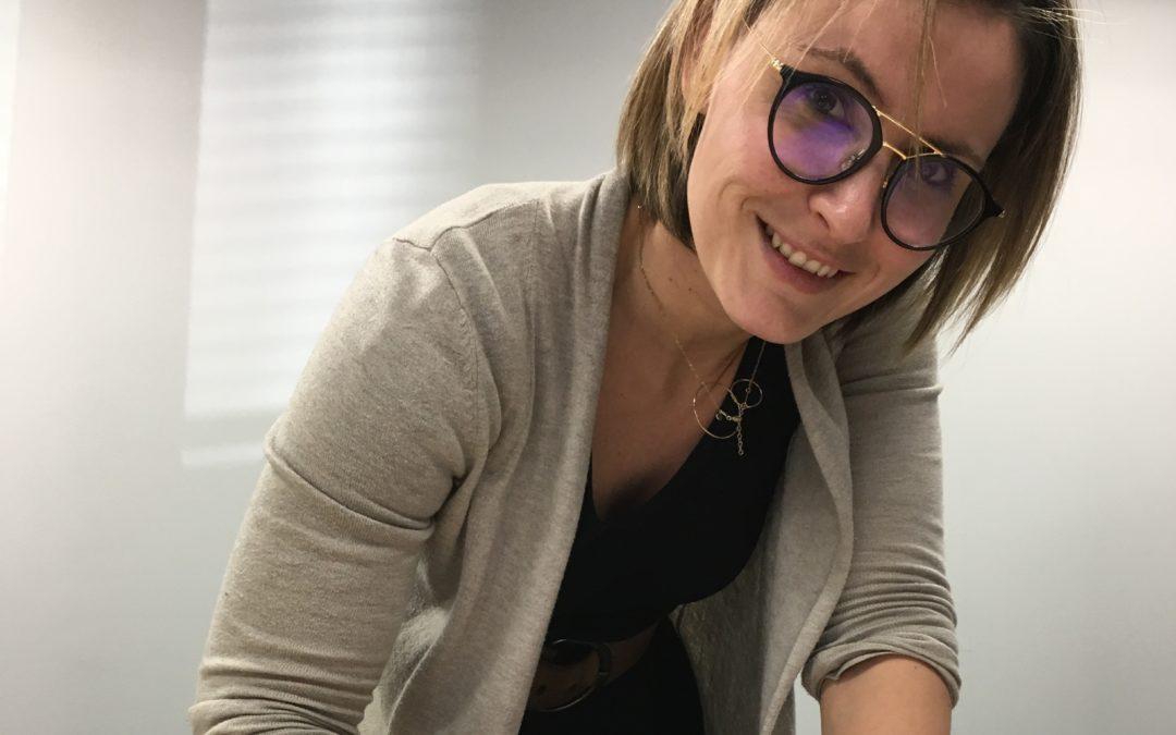 Julie, nouvelle associée du Groupe DRB