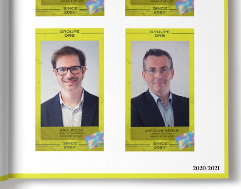 Eric Picco et Antoine Heran deviennent Associés Seniors