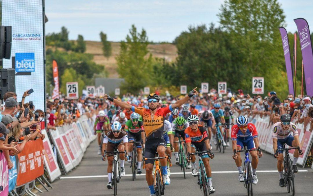 Le Groupe DRB partenaire de la Route d'Occitanie